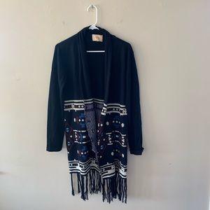 Cute Fringe Sweater